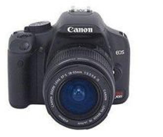 Canon EOS Rebel XS Digital SLR 10MP Camera:  $452.98 Delivered - $50 Drop!