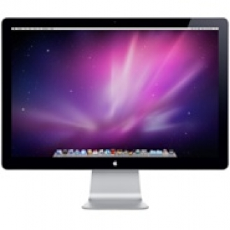 "Refurbished 24"" Apple LED Cinema Display:  $599.00 Delivered"