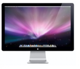 "Apple Refurbished 24"" LED Cinema Display:  $599.00 Delivered"