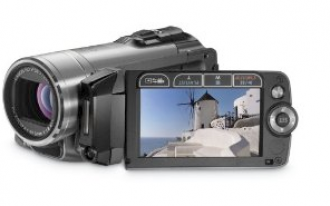 Canon Vixia HF200 Hi Def Flash Memory Camcorder $524.95 Delivered - $20 Drop