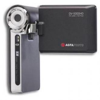 AGFA 5MP Digital HD Video Camera:  $100.94 Delivered