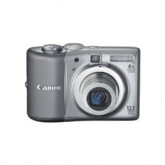 Canon PowerShot A1100IS 12.1 MP Digital Camera:  $129.00 Delivered