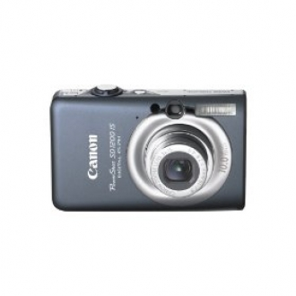 Canon PowerShot SD1200IS 10 MP Digital Camera:  $149.00 Delivered