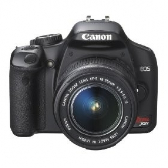 Canon Digital Rebel XSi 12MP Camera:  $549.95 Delivered - $10 Drop