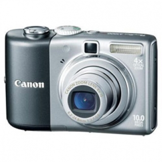Canon Powershot A1000IS 10MP Digital Camera:  $129.95 Delivered - Darn Good Deal!