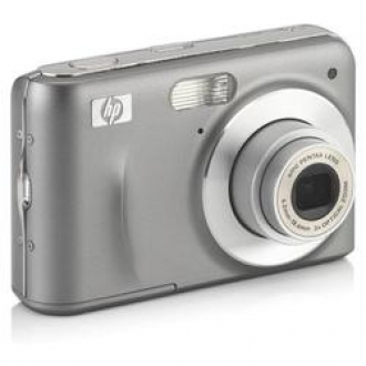 HP Photosmart M737 8MP Point & Shoot Digital Camera:  $66.99 Delivered