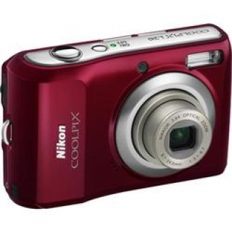 Nikon Coolpix L20 Point & Shoot Digital Camera:  $54.95 Delivered