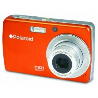 Orange Polaroid t1031 10.0 MP Digital Still Camera:  $59.99 Delivered