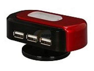 Rosewill RHB-320R 7 Ports USB 2.0 Hub with Power Adapter:  $14.99 Delivered
