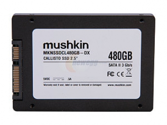 "Mushkin 480 GB 2.5"" SSD Drive: $309 Delivered"