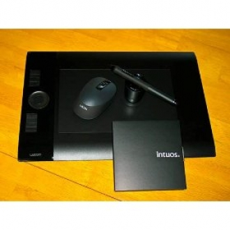 Wacom Intuos4 Medium Pen Tablet:  $319.95 Delivered